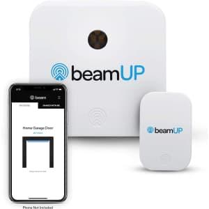 BeamUP Garage Door Smart Controller for $77