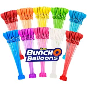 Bunch O Balloons 350-Count Rapid Fill Water Balloons for $27