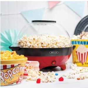 Bella 5-Quart Stir Stick Popcorn Maker for $14