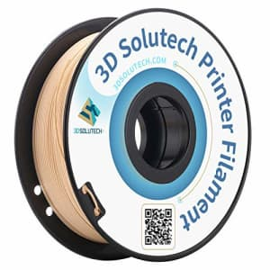 3D Solutech Beige 3D Printer PLA Filament 1.75MM Filament, Dimensional Accuracy +/- 0.03 mm, 2.2 for $21
