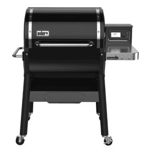Weber SmokeFire EX 4 Wood Pellet WiFi Grill for $799