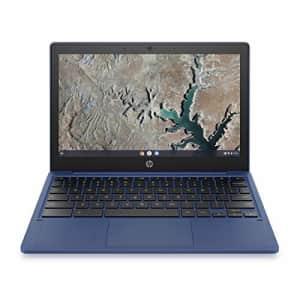 HP Chromebook 11.6-inch Laptop, MediaTek MT8183, MediaTek Integrated Graphics, 4 GB RAM, 32 GB eMMC for $219