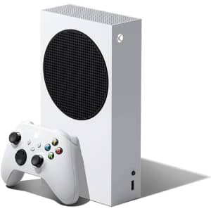 Microsoft Xbox Series S 512GB SSD All Digital Console for $290 for members