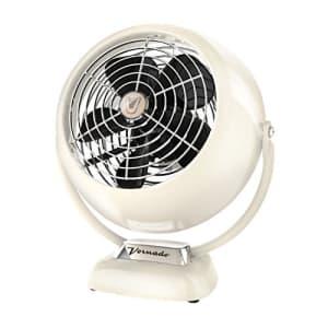 Vornado VFAN Jr. Vintage Air Circulator Fan, Vintage White for $68