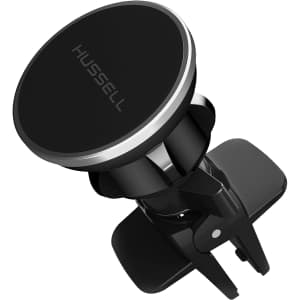Hussell Magnetic Phone Car Mount for $11
