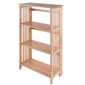 Winsome Wood Mission Shelving for $133