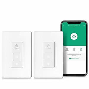 Etekcity Smart Light Switch, Wifi Light Switch that Works with Alexa, Google Home and IFTTT, for $40
