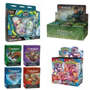 Card Decks at eBay: Up to 45% off