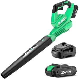 Kimo 20V Cordless Blower for $35
