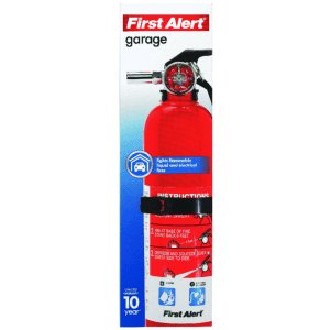 First Alert 2-3/4-lb. Fire Extinguisher for Auto for $11 for members