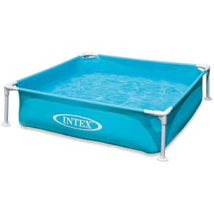 Intex Mini Frame Pool for $24