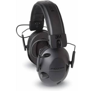 3M Peltor Sport Tactical 100 Electronic Hearing Protector Ear Muffs for $60