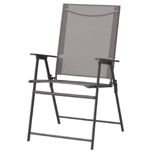 Room Essentials Sling Folding Patio Chair for $30