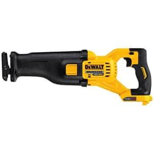 DEWALT FLEXVOLT 60V MAX Cordless Reciprocating Saw, Tool Only (DCS388B) for $280