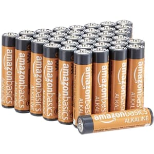 Amazon Basics AAA Batteries 36-Pack for $10.44 via Sub & Save