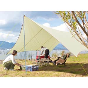 Monoprice Pure Outdoor Large Wing Tarp Shelter for $91
