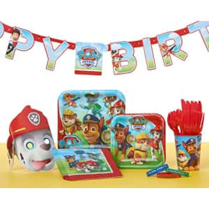 American Greetings Paw Patrol Party Supplies 9 oz. Disposable Paper Cups, 8-Count for $13