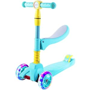 Sulives 3-Wheel Kick Scooter from $28