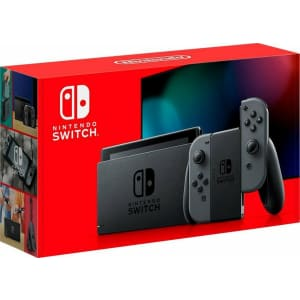 Nintendo Switch 32GB Console for $229 in cart
