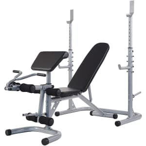 BalanceFrom RS 60 Multifunctional Workout Station for $95 w/ Prime