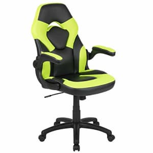 Flash Furniture X10 Gaming Chair Racing Office Ergonomic Computer PC Adjustable Swivel Chair with for $115