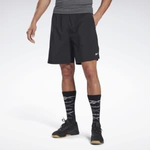 Reebok Men's Austin Solid Shorts for $20