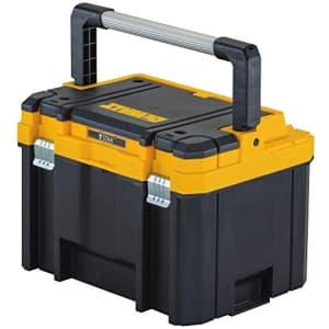 DeWalt TSTAK Deep Tool Box with Long Handle for $34