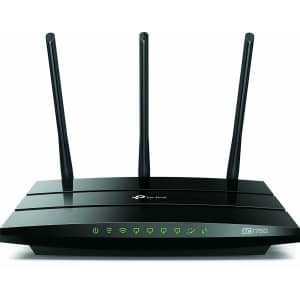 Certified Refurb TP-Link Archer A7 AC1750 WiFi Dual Gigabit Router for $36