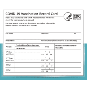 Office Depot and OfficeMax COVID Vaccination Lamination for free