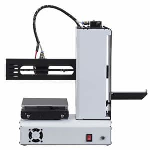 Monoprice - 15365 Select Mini 3D Printer v2 - White With Heated (120 x 120 x 120 mm) Build Plate, for $170