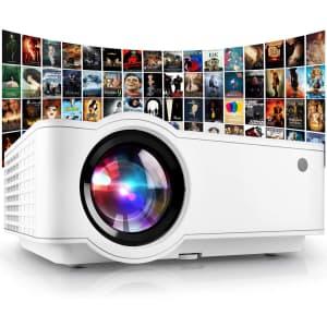 Poner Saund Mini Projector for $120