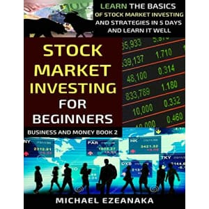 """""""Stock Market Investing for Beginners"""" Kindle eBook: Free"""