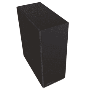"""Jamo S 810 SUB 10"""" 150W 2-Channel Subwoofer for $129"""