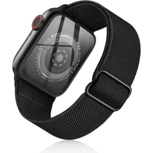 Sotrade Stretchy Replacement Band for Apple iWatch for $2