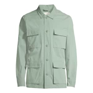 Free Assembly Men's Fatigue Jacket for $6