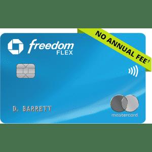 Chase Freedom Flex℠ Card: Earn a $200 Bonus