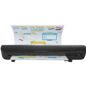 """Office Depot 9"""" Thermal Laminator for $22"""