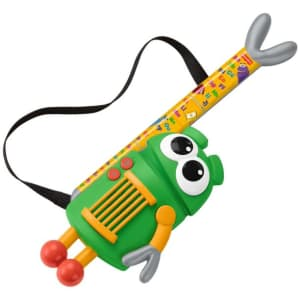 Fisher-Price Storybots A to Z Rock Star Guitar for $13