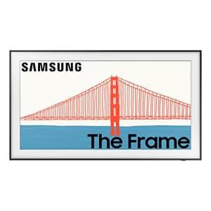 "Samsung The Frame QN55LS03AA 55"" 4K HDR 120Hz LED UHD Smart TV for $999"