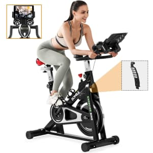 Bombus Stationary Exercise Bike for $210