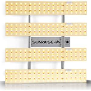 Sunraise Full-Spectrum LED Grow Lights for $169