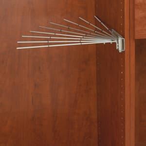 Rev-A-Shelf Wire Fan Pants Rack for $26