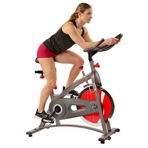 Sunny Health & Fitness SF-B1423C Chain Drive Indoor Cycling Bike for $256