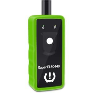 Jdiag Super EL50448 Tire Pressure Monitor Sensor Reset Tool for $12