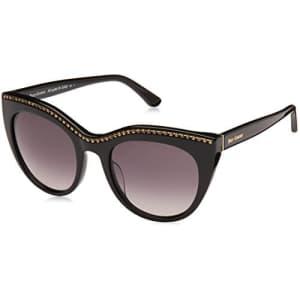 Juicy Couture Women's JU595/S Sunglasses, Black, 51 mm for $34