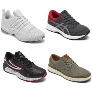 Men's Clearance Athletic Shoes at Macy's: from $25