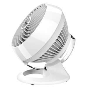 Vornado 460 Small Whole Room Air Circulator Fan with 3 Speeds, 460-Small, White for $50