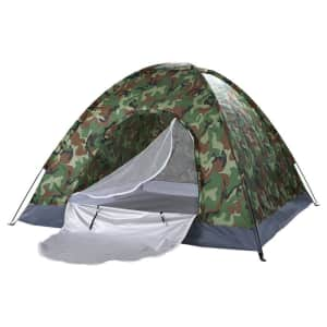 Zimtown 3-Person Tent for $28