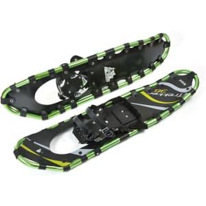 Chinook Trekker Series Snowshoes for $92