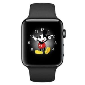Open-Box Apple Watch Series 2 42mm Smartwatch for $100